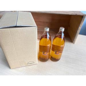 福島ユナイテッドFC×大野農園りんごジュース(1ℓ6本まとめ買い)