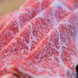 肉の秋元本店_福島牛サーロインスライス500g